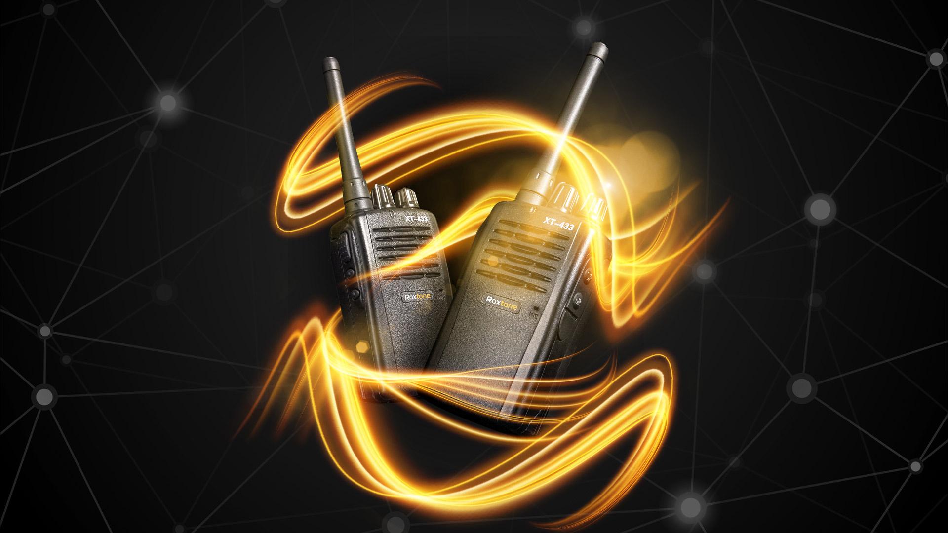 Roxtone-radiopuhelimet